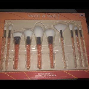 Makeup brushes set / Set brochas de maquillaje